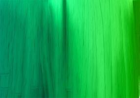 Fondo de acuarela de textura de hoja de pintura verde abstracta vector