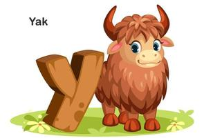 Y for Yak
