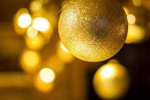 Christmas blur photo