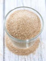 Portion of Brown Sugar