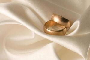 anillos de boda foto