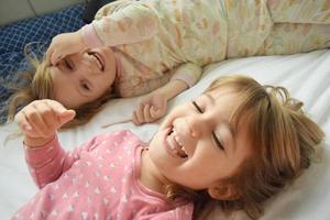 Morning giggles photo