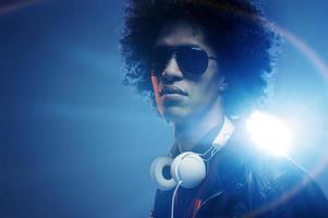 confident DJ photo