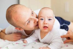 Like father like son photo