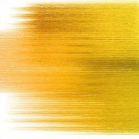 fundo de textura de pincel de pintura abstrato dourado