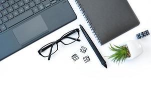 maqueta de educación en el hogar en línea