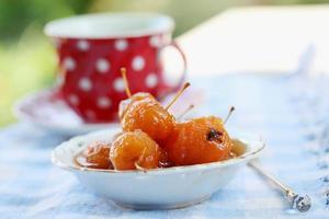 Marmelade Paradies Äpfel