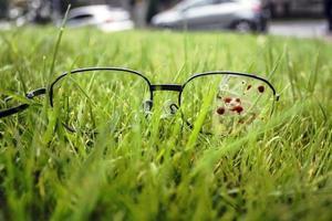 Broken Glasses 010 photo