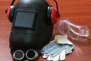 herramientas de seguridad foto