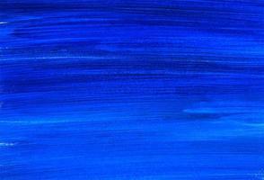Blue Watercolor Paint Texture Background vector