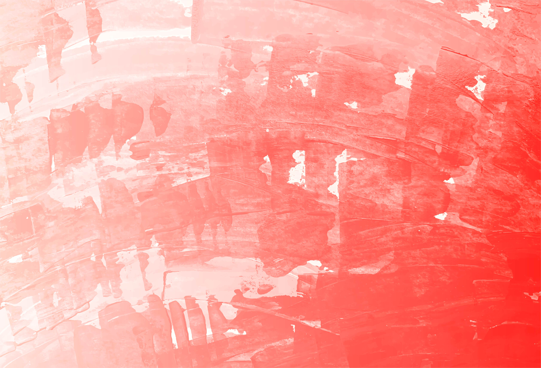 Fondo de textura de pintura acuarela rojo claro abstracto