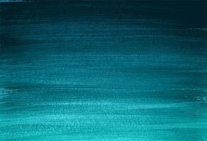 Abstract Dark Teal Watercolor Paint Texture Background vector