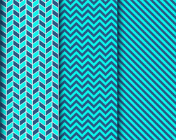 Blue angle shapes patterns vector