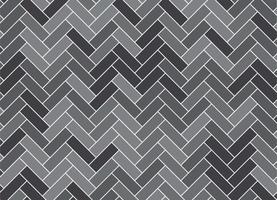 patrón de espiga gris vector