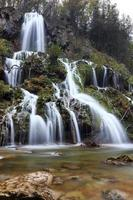 prachtige waterval