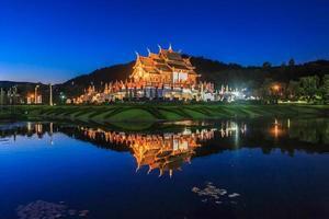 Royal Pavilion, The Royal Park Rajapruek photo