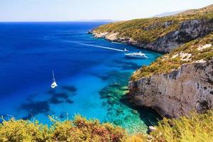 Sailing Zakynthos