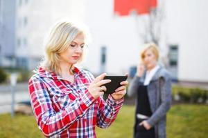 comunicazione esterna delle donne di affari