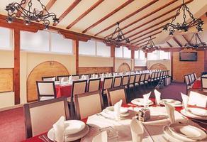 Restaurant Interior photo