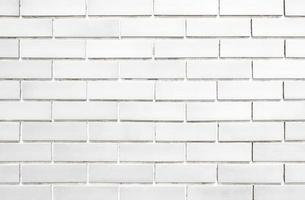 White concrete wall photo