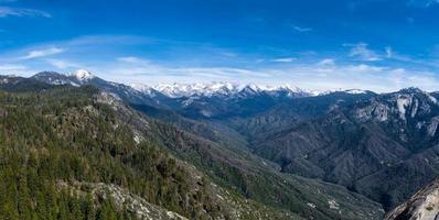 Sequoia Park panorama