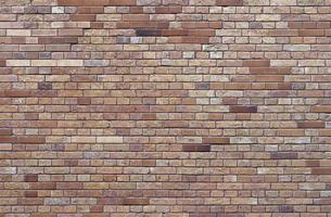 Old brick wall photo