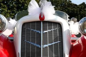 automobile antica photo