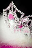 corona de tiara foto