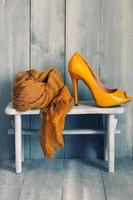 Zapatos foto