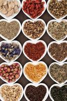Herbal Tea Selection