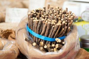 Licorice sticks photo