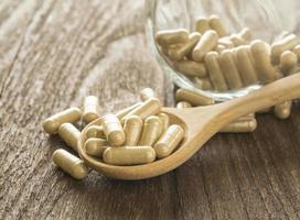 Herb capsule