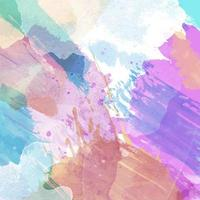 Background with a watercolor texture vector