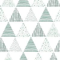 Abstract Geometric Seamless Repeating Pattern