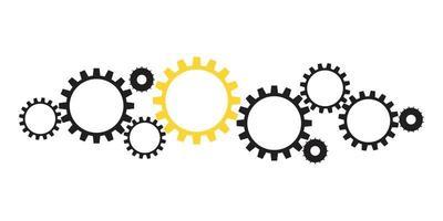 Gear wheel mechanism  vector