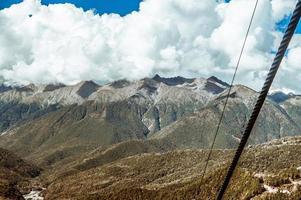montañas de krasnaya polyana foto