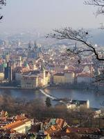 View of Prague photo