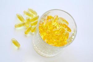 Glass full of health photo
