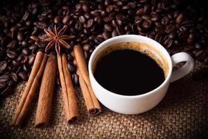 café ainda vida