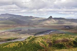 Iceland: Húsadalur, The Volcano Huts in Thorsmork #2 photo