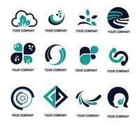 General Business Logos vector