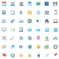 Computer Icons Flat vector