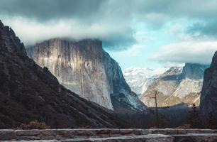 The El Capitan rock photo
