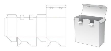 2 lock points packaging box