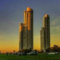 Skycrappers of Rosario City photo
