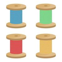 Thread spool isolated  vector
