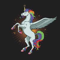 crianza de unicornio mágico