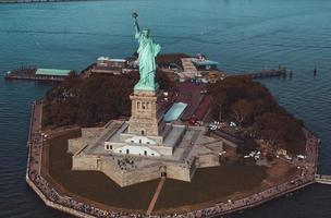 The Statue of Liberty  photo
