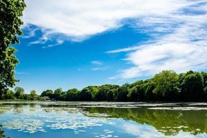Lake in Bychawa photo
