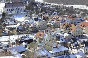 View of Kazimierz Dolny